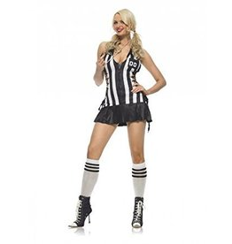 Women's Costume Half Time Referee Medium/Large