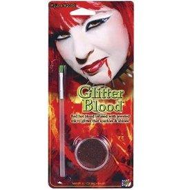 Glitter Blood w/ Brush
