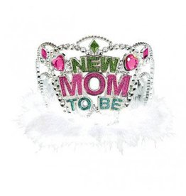 Tiara New Mom To Be