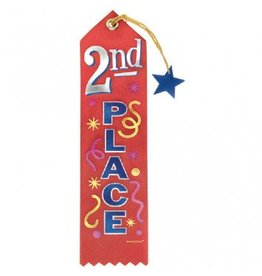 Award Ribbon 2nd Place