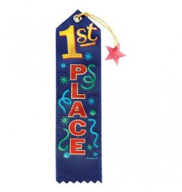 Award Ribbon 1st Place