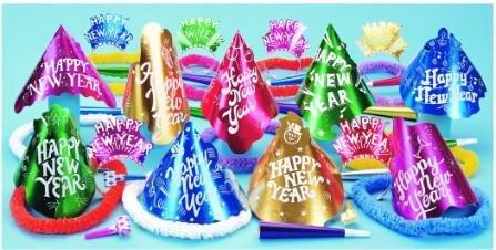 New Year Cabaret Kit for 25