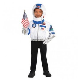 Child Astronaut Kit - Small (4-6) Costume