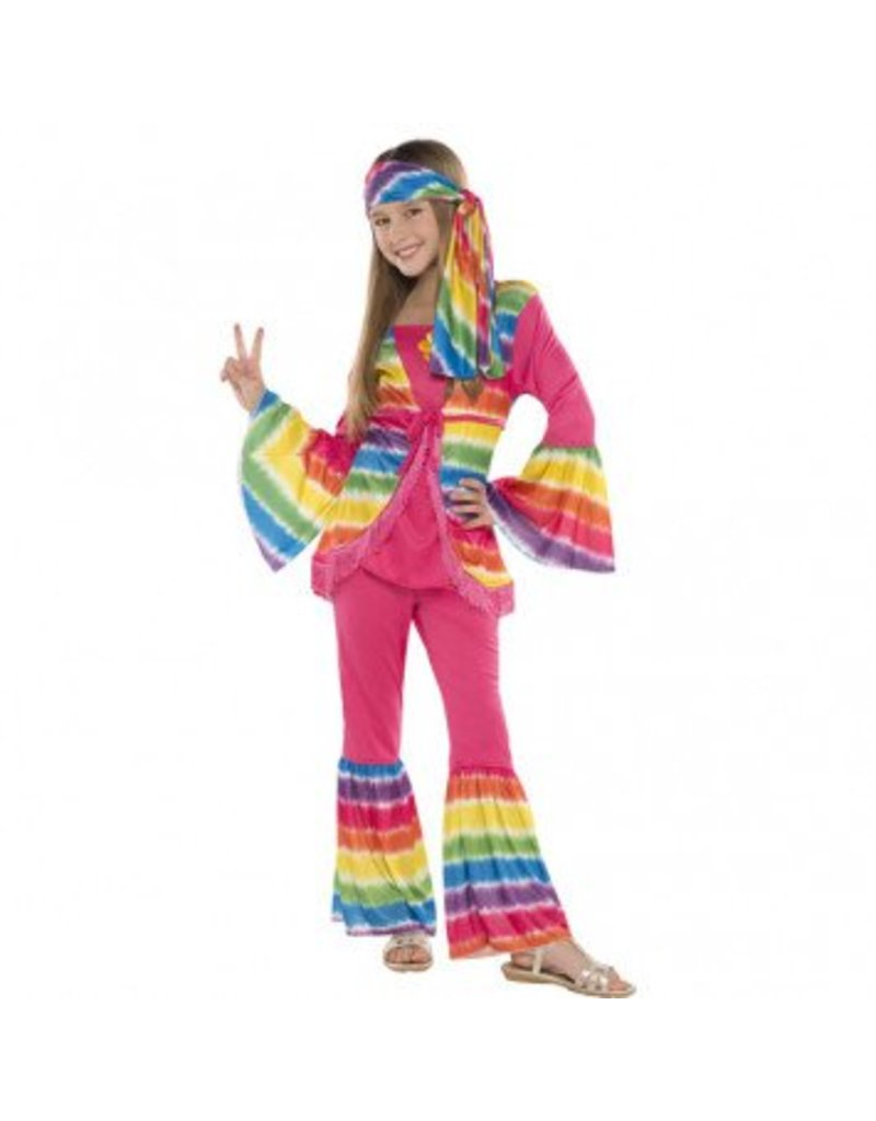 Child Groovy Girl Medium (8-10)