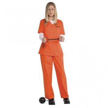 Orange Inmate Standard
