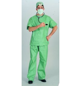 Men's Costume Doctor Standard