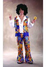 Men's Costume Hippie Standard
