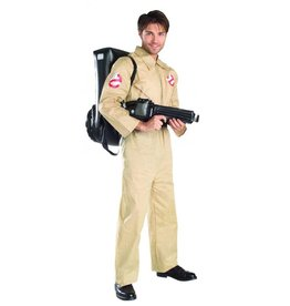 Men's Costume Ghostbuster Standard