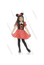 Child Little Miss Mouse