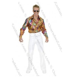 Disco Shirt Multi Extra large