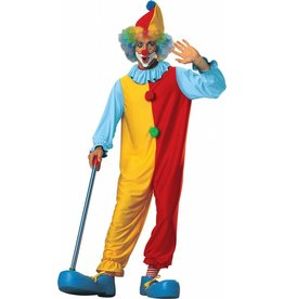 Men's Costume Clown Standard