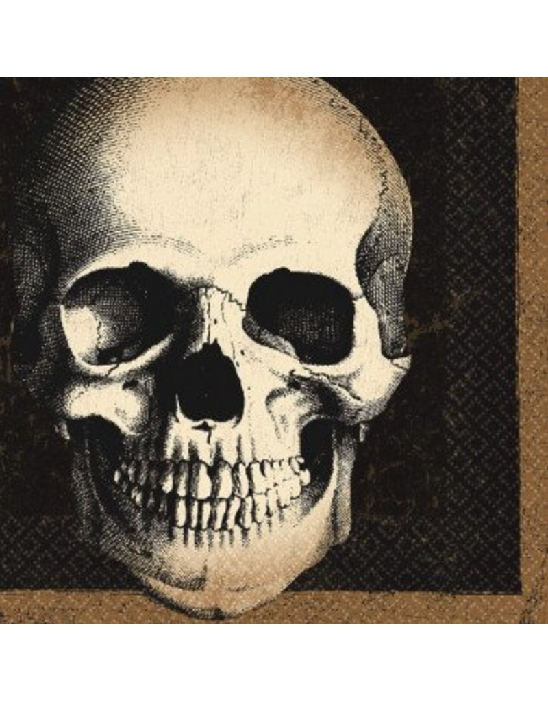Boneyard Luncheon Napkin