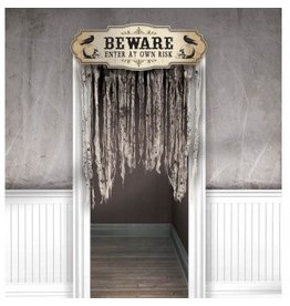 Boneyard Door Curtain