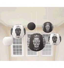 Black & Bone Lanterns