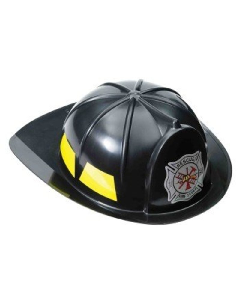 Black Fireperson Helmet (Child Size)