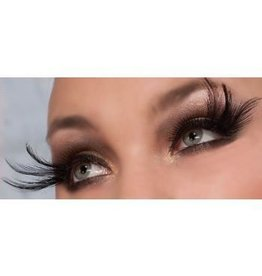 Cleopatra Black Eyelashes