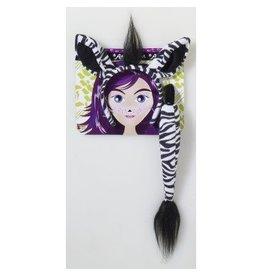 Zebra  Accessory Set
