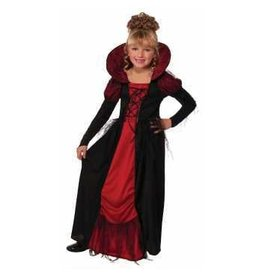Children's Costume Vampiress Queen Large