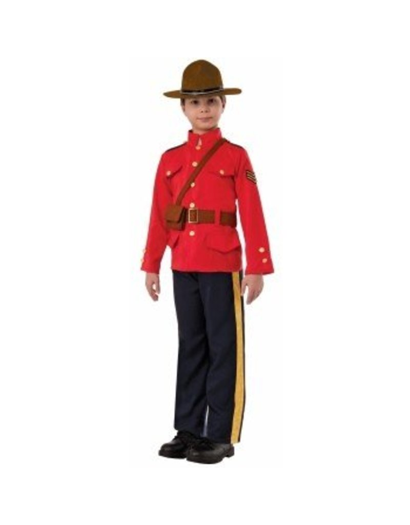 Child Mountie Large (12-14)