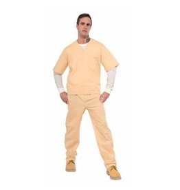 Beige Convict - Standard Size