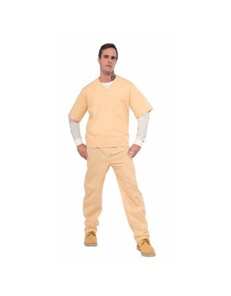 Beige Convict - Standard Size Costume