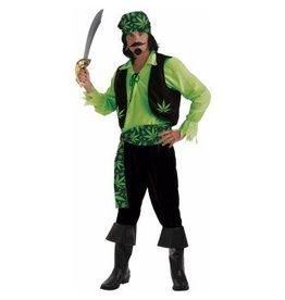 Men's Costume High Seas Captain