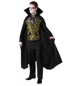 Men's Costume Elegant Vampire Standard Size