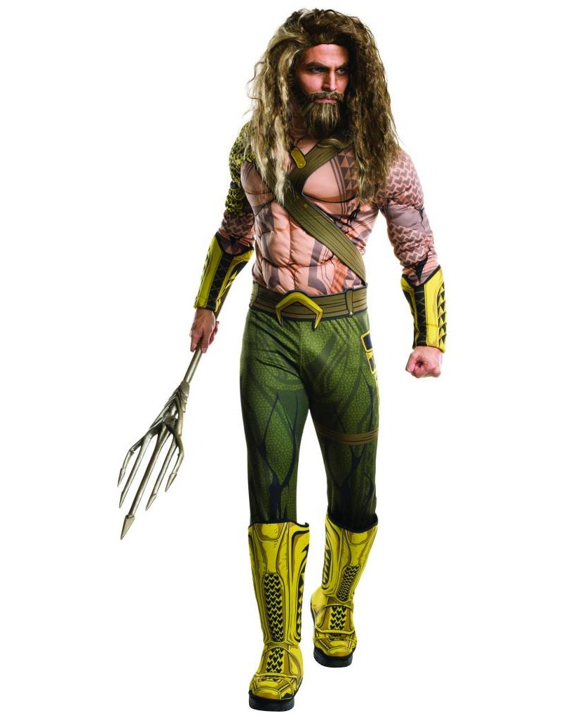 Men's Costume Aquaman Standard