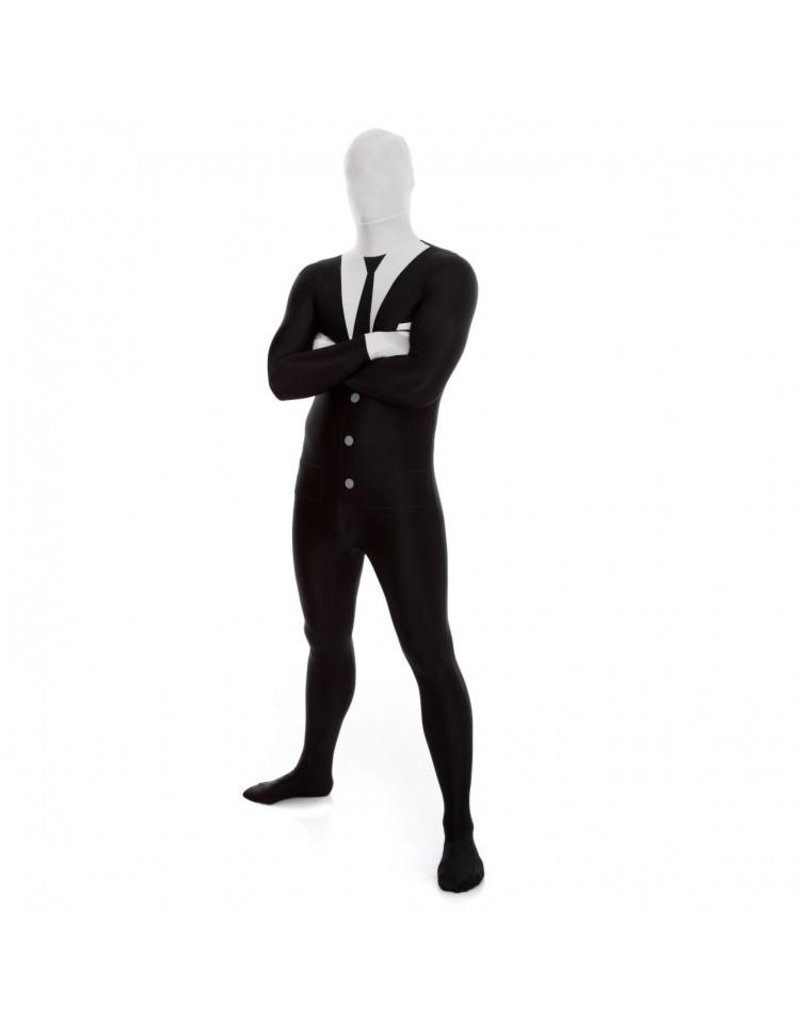 Morphsuit Slender Man Large