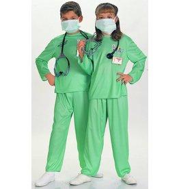 Child ER Doctor Medium (8-10) Costume