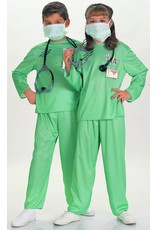 Child ER Doctor Small (4-6) Costume