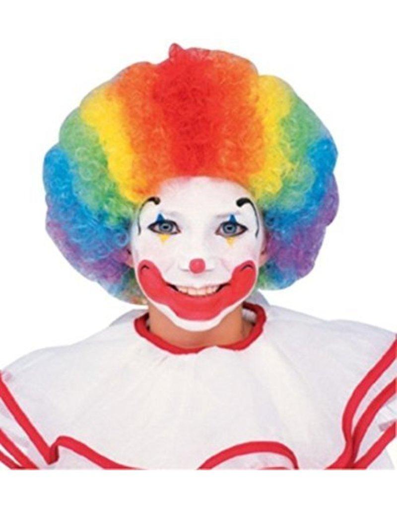 Child Clown Wig