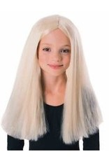 Child Witch Wig Blonde