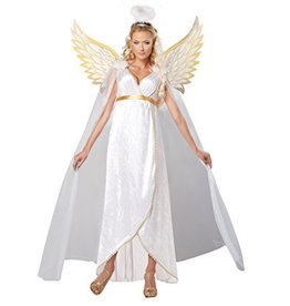 Women's Costume Guardian Angel