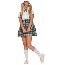 Women's Costume 50's Nerd Girl