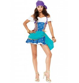 Women's Costume Gypsy Princess