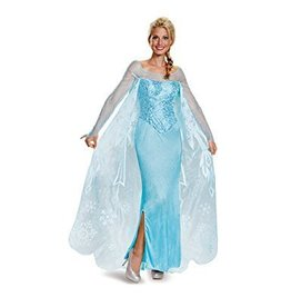 Women's Costume Elsa Frozen