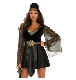 Women's Costume Glamazon Warrior