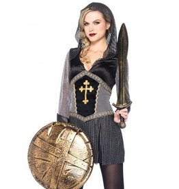 Women's Costume Joan of Arc
