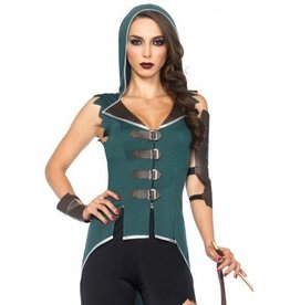 Women's Costume Rebel Robin Hood