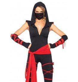 Women's Costume Deadly Ninja