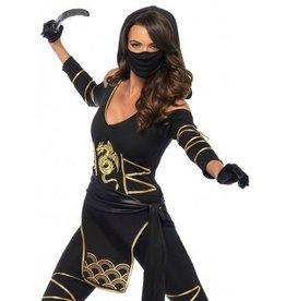 Women's Costume Stealth Ninja
