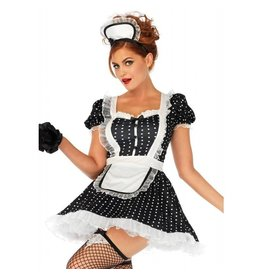 Women's Costume Frisky Frenchie