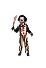 Child Slasher Clown - Large (12-14)