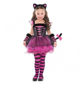 Children's Costume Purrfect Ballerina