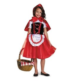 Children's Costume Little Red Riding Hood