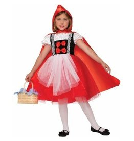 Children's Costume Red Riding Hood