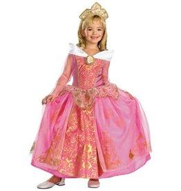 Children's Costume Aurora Medium (7-8)