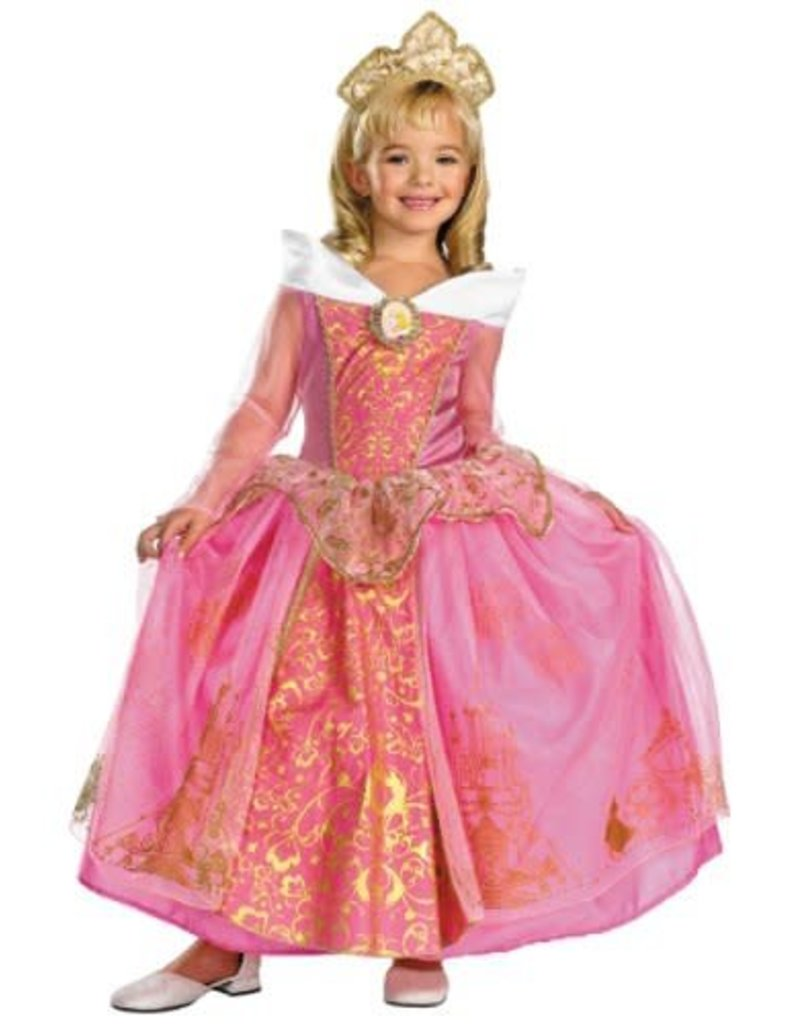 Child Aurora - Medium (7-8) Costume