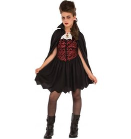 Children's Costume Miss Vampire